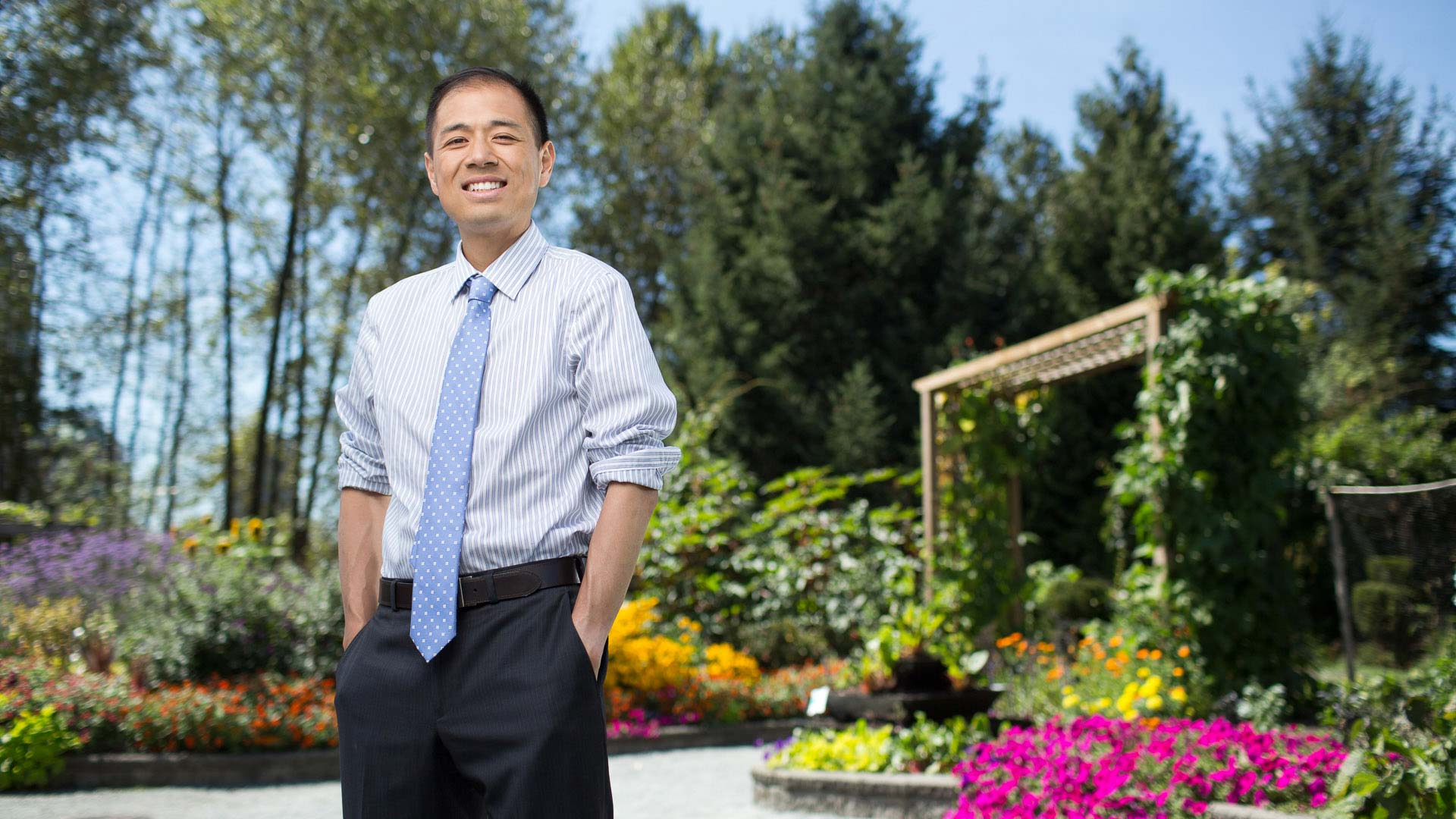 Lewis Nguyen at DBM Law Coquitlam