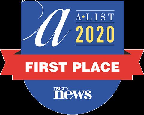 AList 1st Place Ribbon 2020